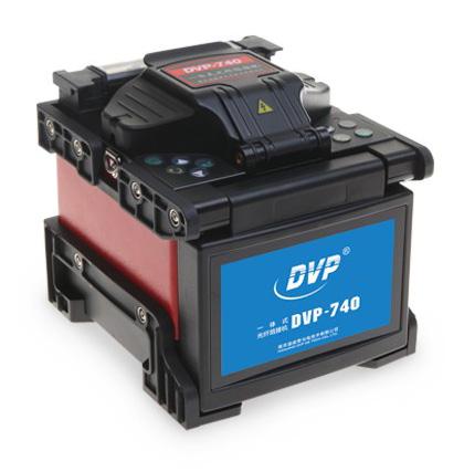 DVP-740 Single Fiber Fusion Splicer