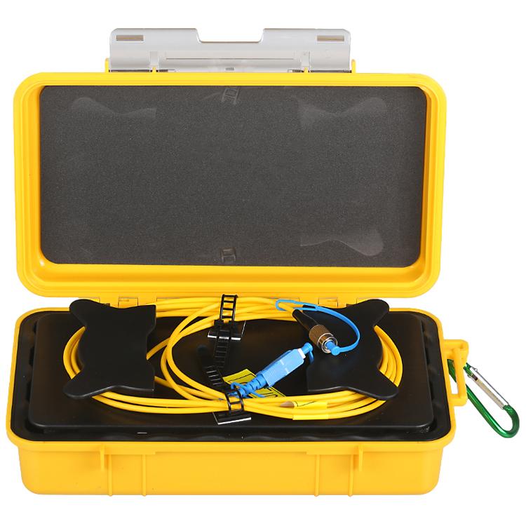Fiber Optic OTDR Launch Box